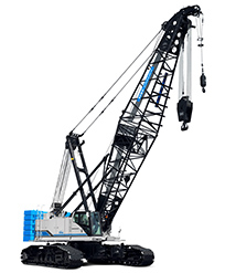 Crawler crane SCX1200-3 | Hitachi Sumitomo Heavy Industries Construction Crane Co., Ltd.